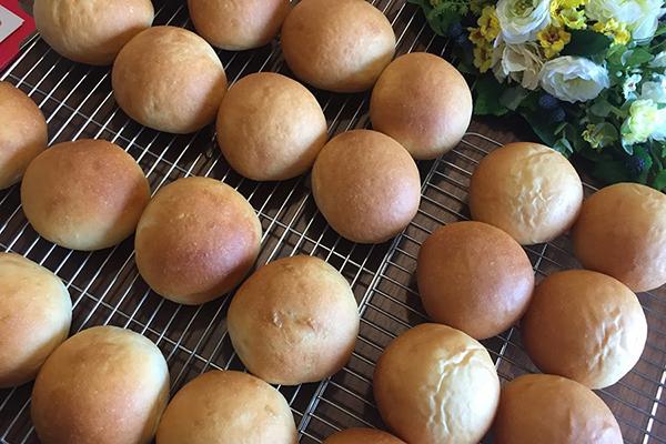 基本のまるパン